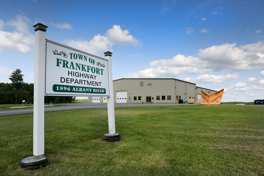 Town of Frankfort Highway Department